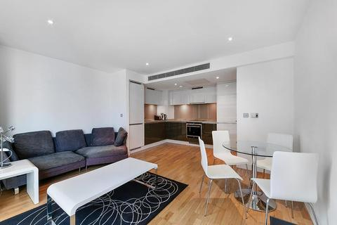 1 bedroom flat to rent - Landmark West Tower, Marsh Wall, Nr Canary Wharf, London, E14