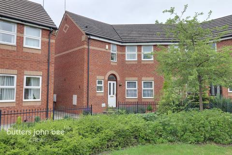 3 bedroom semi-detached house for sale - Barker Street, Crewe