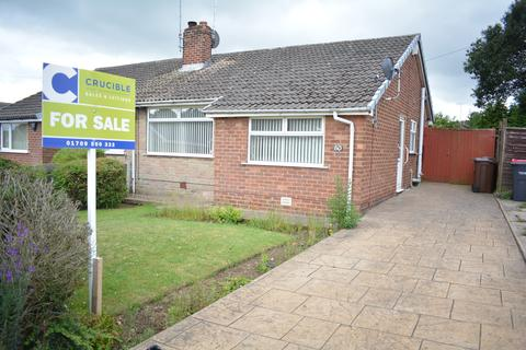 2 bedroom semi-detached bungalow for sale - Wayford Avenue, Bramley