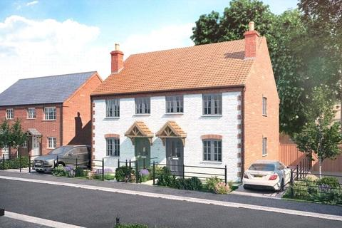 3 bedroom semi-detached house for sale - Plot 75, The Rase, 5 The Willows, LN2