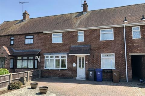 3 bedroom terraced house for sale - Dovecliff Crescent, Stretton, Burton-on-Trent, Staffordshire