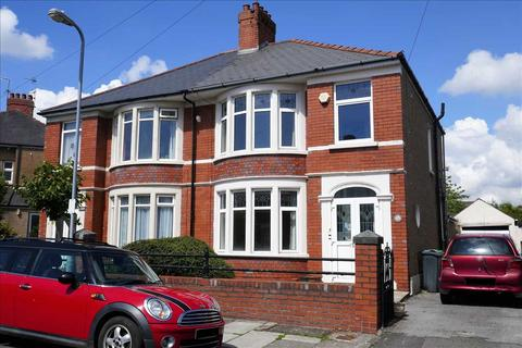 3 bedroom house for sale - St Cenydd Road, Heath, Cardiff