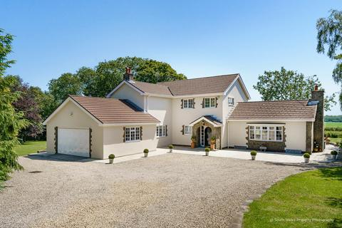 4 bedroom detached house for sale - Pantrosla Fach, Court Colman, Bridgend, Bridgend County Borough, CF32 0HE