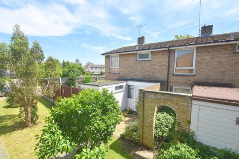 3 bedroom end of terrace house for sale - Scotts Walk, Chelmsford, CM1 2HB