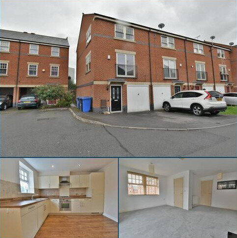 4 bedroom end of terrace house for sale - Auriga Court, Derby