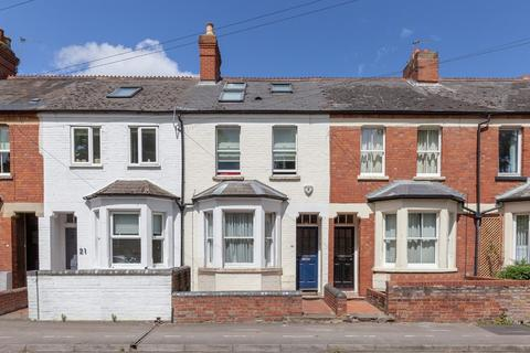3 bedroom terraced house for sale - Leopold Street, East Oxford, OX4