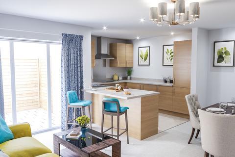 2 bedroom end of terrace house for sale - Sherborne Street, Cheltenham GL52 2JY