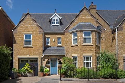 6 bedroom detached house for sale - Brindley Close, Central North Oxford, OX2