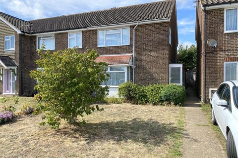 3 bedroom end of terrace house for sale - The Lawns, Sompting, West Sussex, BN15