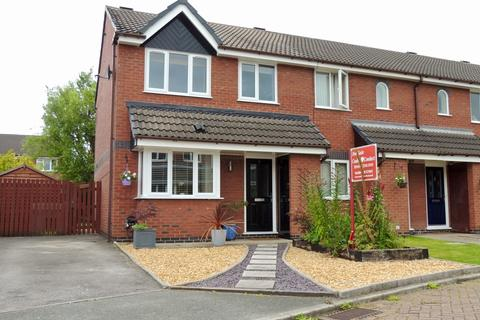 3 bedroom mews for sale - Rowan Close, Middlewich