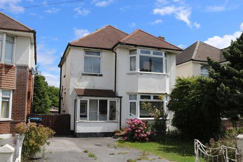 3 bedroom detached house for sale - BH12 HERBERT AVENUE, Poole