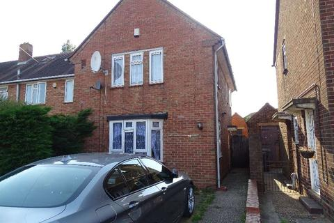 3 bedroom semi-detached house to rent - Abbey Drive, Luton LU2