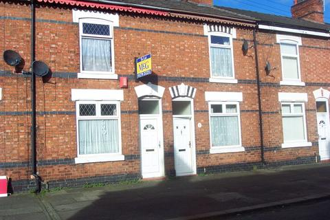 2 bedroom terraced house to rent - Hammond Street, Crewe, CW2 7PG