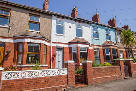 3 bedroom terraced house for sale - Redlands Road, Penarth