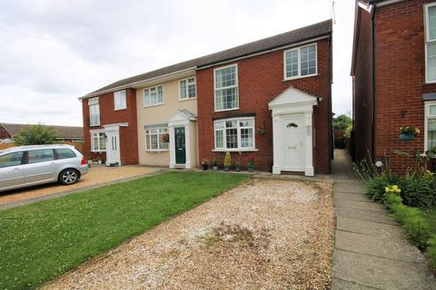 3 bedroom end of terrace house for sale - Western Road, Asfordby