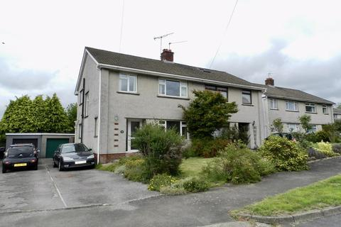 3 bedroom semi-detached house for sale - Lawrence Close Bridgend CF31 1JY