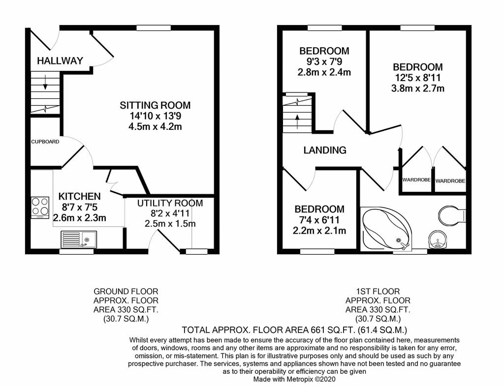 Floorplan: Elm Cottage...