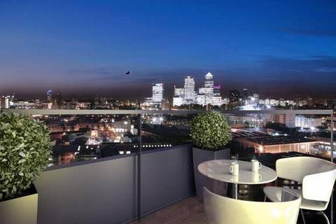 3 bedroom flat to rent - Marner Point, 1 Jefferson plaza, Bromley By Bow, Stratford, Bow, London, E3 3QE