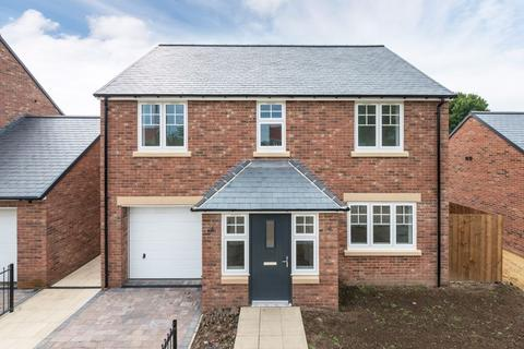 4 bedroom detached house for sale - Plot 1 The Ascot, The Stables, Station Road, Stannington