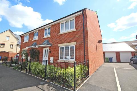 4 bedroom semi-detached house to rent - Sapperton Drive, Bishops Cleeve, Cheltenham, Gloucestershire, GL52