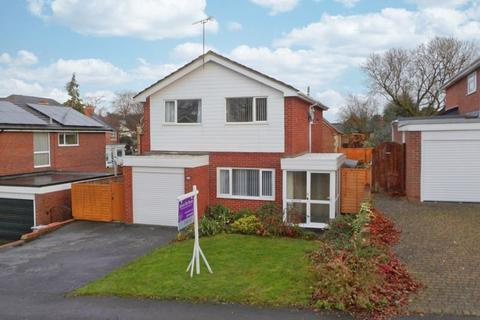 4 bedroom detached house for sale - Windmill Drive, Audlem, Cheshire
