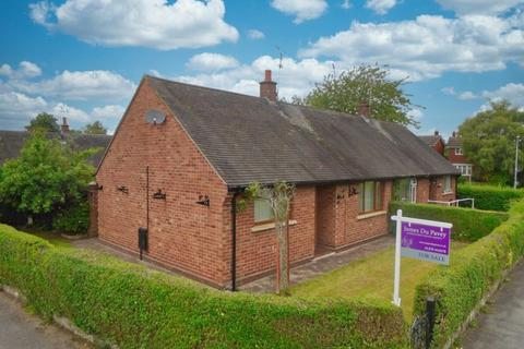 2 bedroom semi-detached bungalow for sale - Gorsey Bank Crescent, Wybunbury, Cheshire