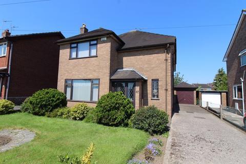 3 bedroom detached house for sale - Borras Road, Wrexham