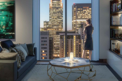 1 bedroom apartment for sale - Harbour Central, Docklands, E14