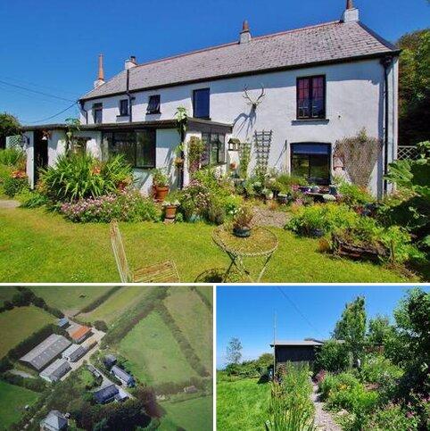 10 bedroom equestrian property for sale - High Bullen Farm, Ilkerton, Lynton