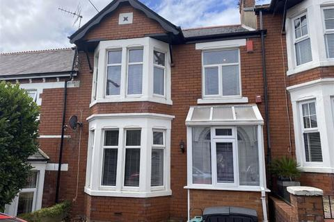3 bedroom terraced house for sale - College Road, Barry