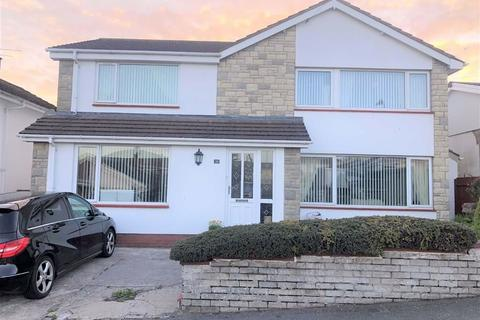 4 bedroom detached house for sale - Sycamore Crescent, Barry