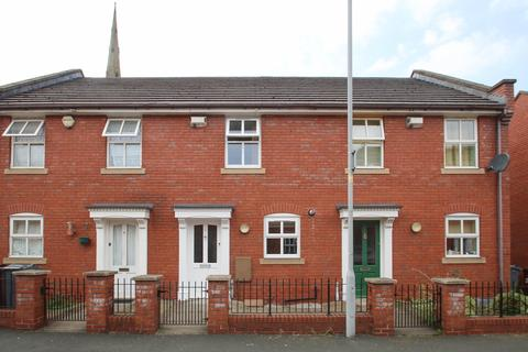 2 bedroom terraced house to rent - Heron Street, Hulme, Manchester, M15