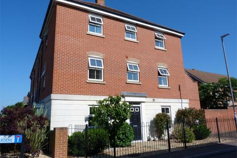 4 bedroom townhouse to rent - Wilkins Gardens, Bournemouth, BH8