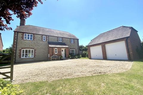 5 bedroom detached house for sale - Cherry Tree House, Ashbury, Oxfordshire, SN6
