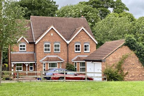 4 bedroom detached house for sale - Harecastle Bank, Stone