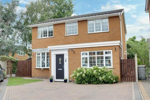 4 bedroom detached house for sale - Valley Close, Alsager, Stoke-On-Trent
