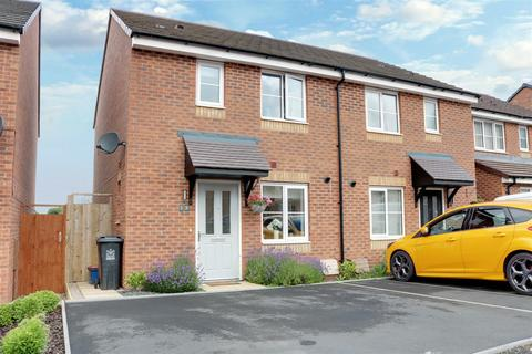 3 bedroom semi-detached house for sale - Bambury Drive, Talke, Stoke-On-Trent