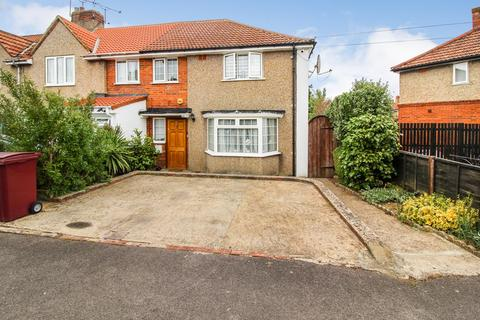 3 bedroom end of terrace house for sale - Lyndhurst Road, Tilehurst, Reading, RG30