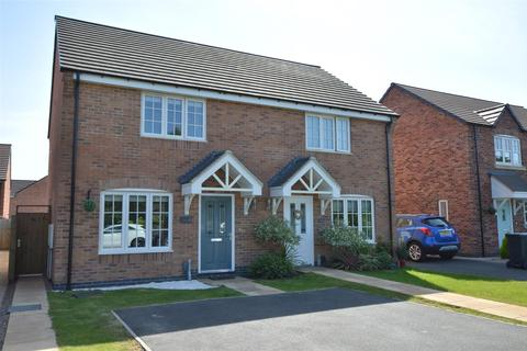 2 bedroom semi-detached house for sale - Phildock Wood Road, Langley Country Park, Derby