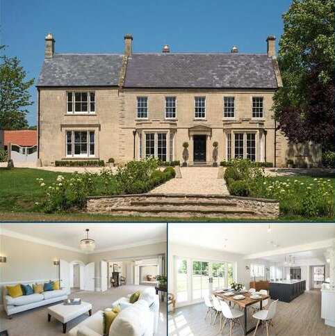 7 bedroom detached house for sale - Chilvester Hill, Calne, Wiltshire, SN11