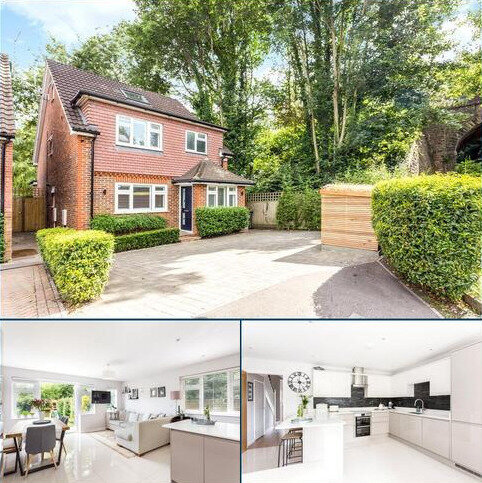 4 bedroom detached house for sale - Robyns Way, Sevenoaks, Kent, TN13