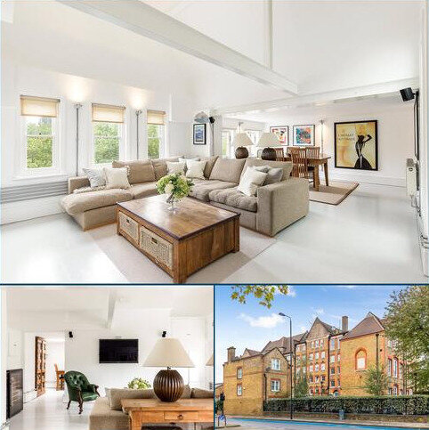 2 bedroom character property for sale - Old Chesterton Building, 110 Battersea Park Road, SW11