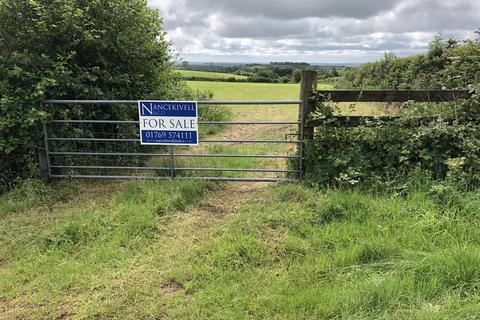 Land for sale - Charles, Brayford, Barnstaple