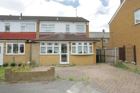 4 bedroom end of terrace house for sale - Vincent Close, Broadstairs