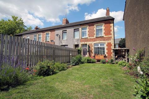 2 bedroom end of terrace house for sale - Summerfield Place, CARDIFF, CARDIFF