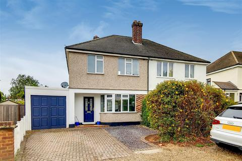 3 bedroom semi-detached house for sale - The Glade, Bickley, Bromley, BR1