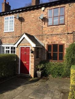 2 bedroom terraced house to rent - Park Road, WILMSLOW
