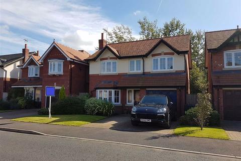 4 bedroom detached house to rent - Kingsbury Drive, WILMSLOW
