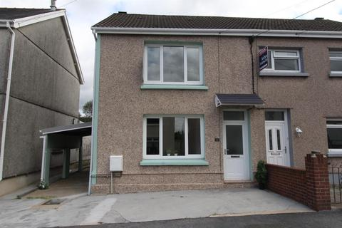 2 bedroom semi-detached house to rent - Rawlings Road, Llandybie, Ammanford