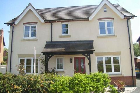 4 bedroom detached house for sale - Churchfields, Oswestry